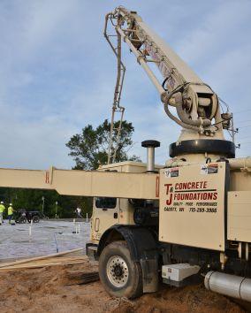 T&J Concrete Services
